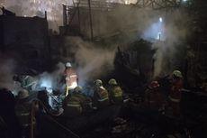 Regulator Gas Bocor, 20 Rumah di Cawang Ludes Terbakar