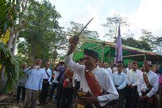 Tradisi Pemaka di Flores Barat, Acara Penyambutan untuk Tamu Khusus