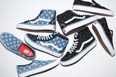 Vans dan Supreme Rilis Sneaker Berbahan Denim
