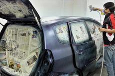 Rincian Harga Cat Oven buat Mobil