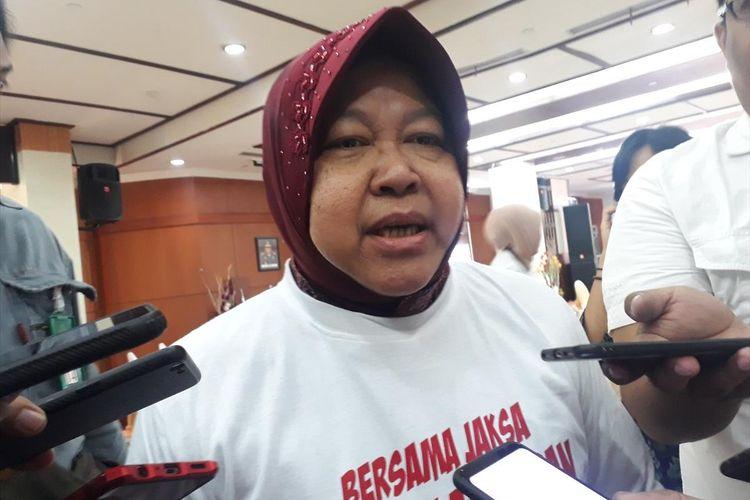 Wali Kota Surabaya, Tri Rismaharini memiliki ide untuk membangun rumah susun di atas aset YKP Surabaya, Jawa Timur.