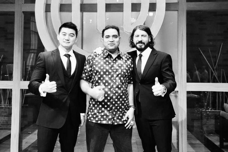 Budi Kontestan MasterChef Indonesia