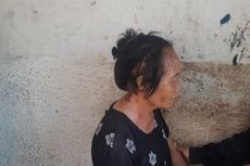 Polisi Selidiki Kasus Nenek Penjual Sayur yang Disiram Cairan Kimia