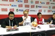 Komentar Pelatih Setelah PSM Raih Kemenangan Perdana