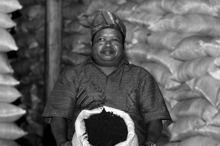 Pendiri Kelompok Tani Mekar Jaya, Tanjung Jabung BaratSupari