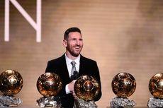 Isyarat Gantung Sepatu dari Lionel Messi