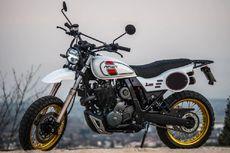 Mash X-Ride 650, Kembaran Ducati Scrambler Desert Sled Asal Perancis