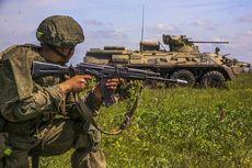 Tentara Rusia Berlatih di Tajikistan Saat Taliban Makin Kuat di Afghanistan