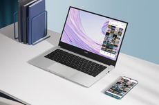 Laptop Huawei MateBook D14 dan D15 Masuk Indonesia, Berapa Harganya?