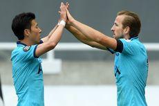 Eks Striker Tottenham: Harry Kane dan Son Heung-min Pasangan Terbaik di Dunia