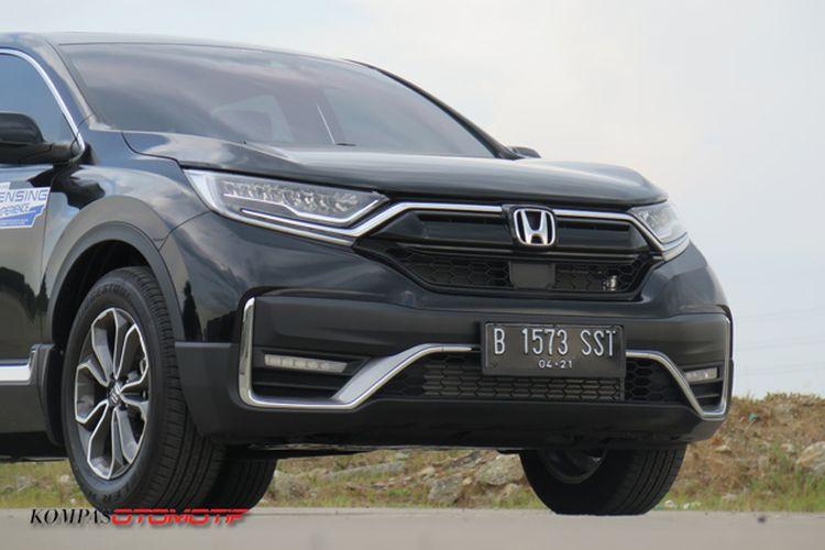 Honda CR-V facelift 1.5L Turbo Prestige
