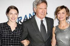 Kisah Harrison Ford Dampingi Putrinya yang Terkena Epilepsi