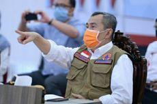 Sehari Usai Bupati Kuansing Ditangkap KPK, Gubernur Riau Tunjuk Pelaksana Tugas