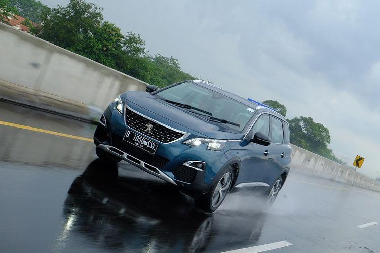 Ilustrasi Peugeot 5008
