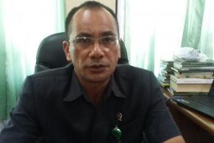 Achmad Peten Sili, Humas PN Denpasar