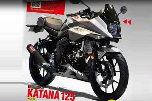 Suzuki Siapkan Katana 150