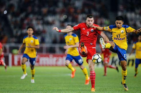 Tekad Persija Jakarta pada Piala AFC