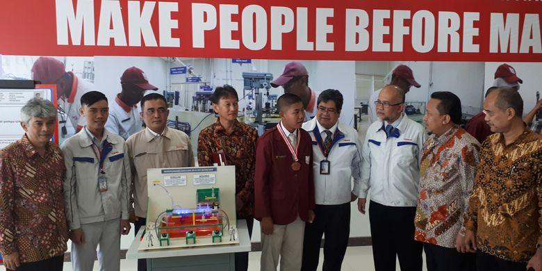 Toyota Indonesia Akademi
