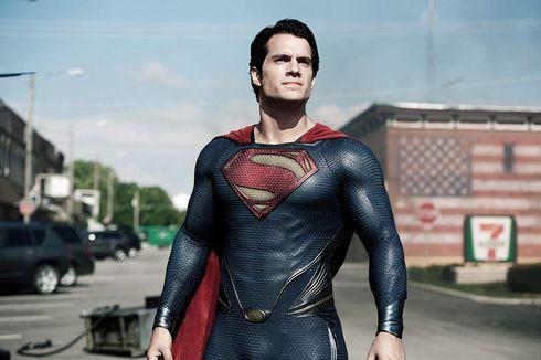 Henry Cavill Tak Lagi Perankan Superman