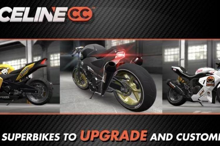 Game Motor Raceline CC