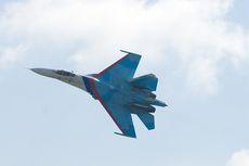 Sukhoi Su-27SM Rusia Cegat Pesawat Pengintai Milik AS di Laut Baltik