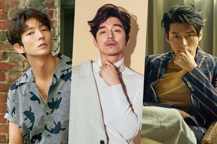 Para aktor Korea yang tahun ini memasuki usia 37 tahun ke atas.