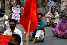 Potret Hari Buruh di Dunia: Massa Tetap Berunjuk Rasa dengan Beragam Cara