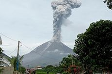 Indonesia: Locals warned as Mount Sinabung erupts