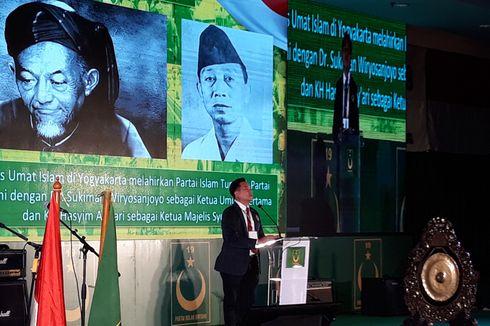 Hasil Rakornas, PBB Resmi Dukung Jokowi-Ma'ruf Amin