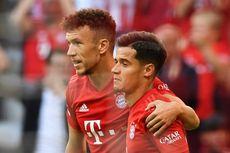 Olympiakos Vs Bayern Muenchen, Coutinho Bak Durian Runtuh