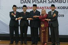 Profil Singkat 5 Pimpinan Baru KPK Periode 2019-2023