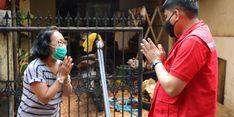 Peduli Korban Banjir Jakarta, Telkom Salurkan Ratusan Paket Bantuan