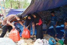Kemenaker Dirikan Posko Dapur Umum untuk Korban Gempa Sulbar