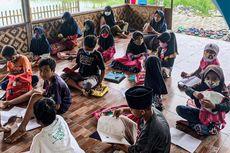 Ruang Aksara Pengetahuan, Sekolah Gratis untuk Anak Kurang Mampu