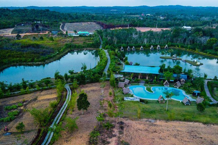 Desa Wisata Ekang Anculai di Kecamatan Teluk Sebong, Kabupaten Bintan, Provinsi Kepulauan Riau (dok. https://desawisataekang.id/).