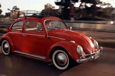 VW Kodok Masa Depan Tanpa Suara dan Emisi
