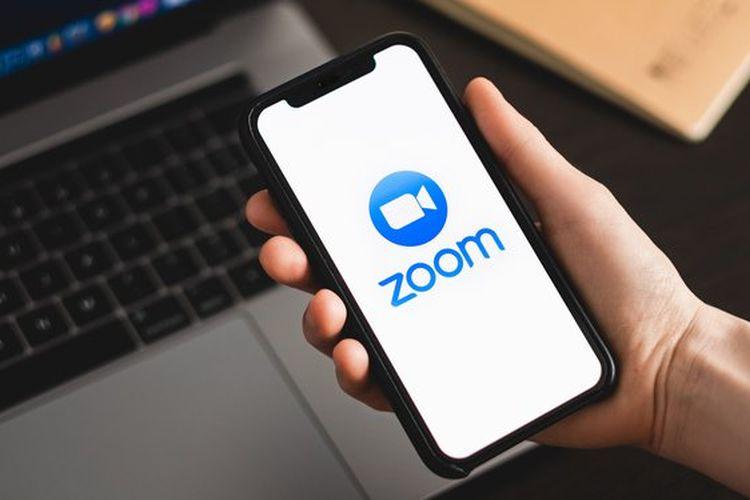 ilustrasi Zoom