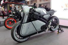Motor Custom Yamaha XSR155 di Thailand dengan Tiga Konsep