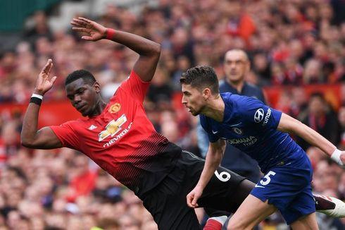 Link Live Streaming dan Prediksi Susunan Pemain Man United vs Chelsea