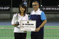 Pelti Harapkan Priska Kembangkan Diri ke Pentas Tenis Internasional
