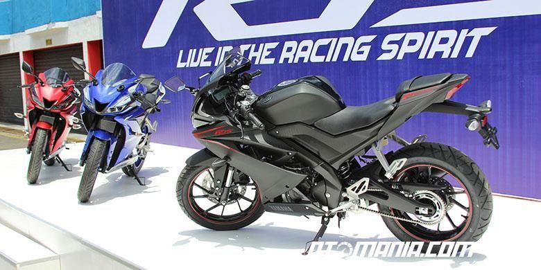 All New R15 diperkenalkan di Indonesia