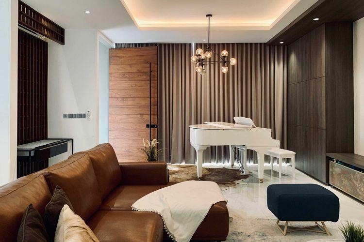 Desain interior QQ Houz karya JXA Studio