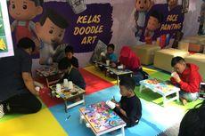 Perdana, Festival Hari Anak Toyota di Bandung