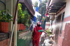 Selama Pandemi Covid-19, Pemkot Disinfeksi 9.080 Titik di Jaktim