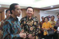 Tak Ada Ahok-Djarot, Presiden Jokowi Tiba-tiba Sambangi Balai Kota