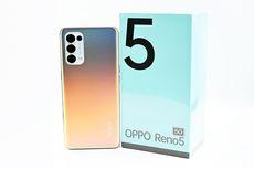 Oppo Reno5 5G Resmi Meluncur di Indonesia, Ini Harganya
