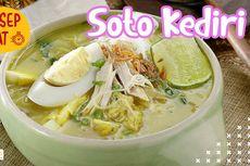 Resep Soto Kediri, Soto Ayam Santan yang Gurih Lezat
