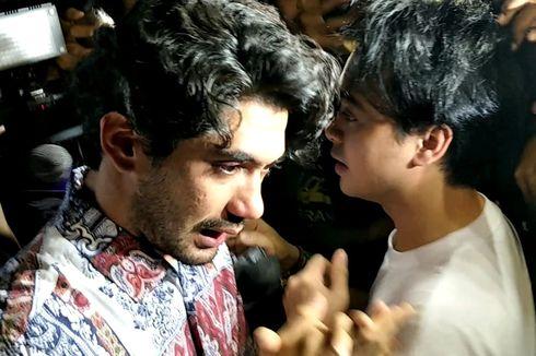 Dengan Terisak, Reza Rahadian: Semoga Eyang Habibie Cepat Bertemu Eyang Ainun di Tempat Terbaik