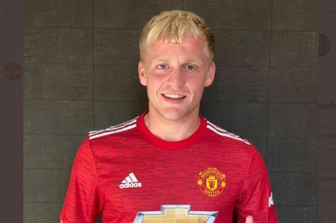 Misteri Keberadaan Donny van de Beek di Manchester United