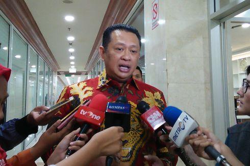 Bamsoet Tuding Rizal Malaranggeng Ancam Anggota DPD DKI agar Tarik Dukungan